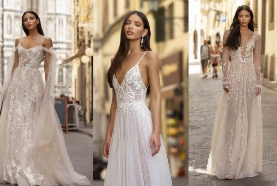 Muse by Berta Bridal Fall 2020-Collection